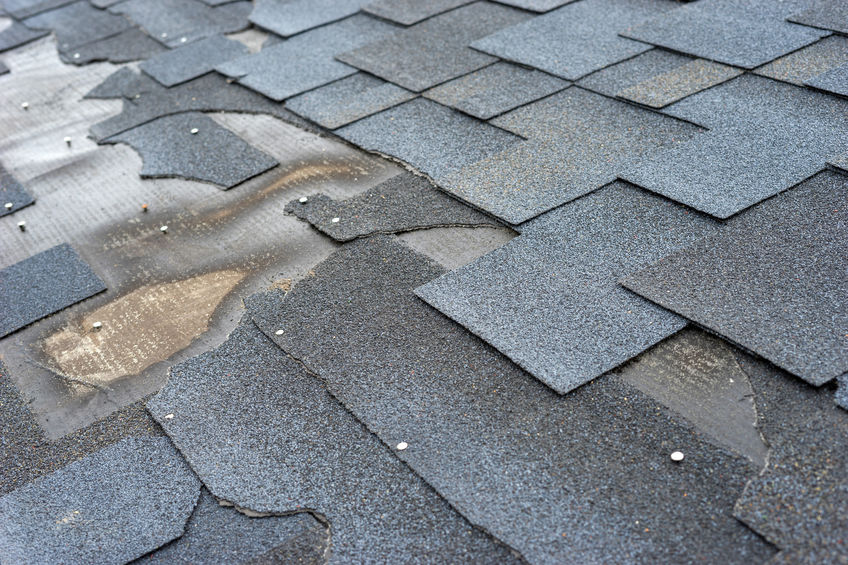 CLC Roofing Inc. can repair damaged roofs.